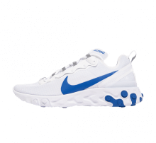 Nike React Element 55 SE White/Game Royal