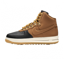 Nike Lunar Force 1 Duckboot '18 Black/lt British Tan-Phantom