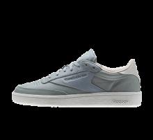Reebok Club C 85 Golden Neutrals Flint Grey/Supplier Grey/Silver/Pink