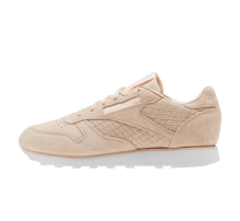 Reebok Women's Classic Leather Woven EMB Desert Dust/White