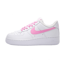 Nike Women's Air Force 1 Essential White/Psychic Pink
