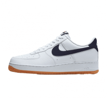 Nike Air Force 1 '07 2 White/Obsidian-University Red