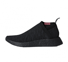 Adidas NMD City Sock 2 Primeknit Core Black/Carbon-Shock Pink