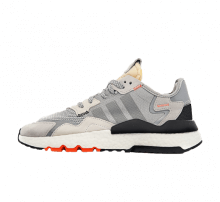 Adidas Nite Jogger Grey Two/Orange