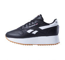 Reebok Classic Leather Double Black/White/Primal Red