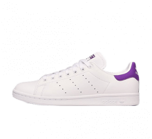 Adidas Women's Stan Smith Footwear White/Active Purple