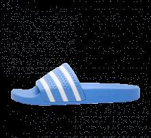 Adidas Adilette Rear Blue/ White