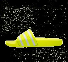 Adidas Adilette Solar Yellow/Footwear White