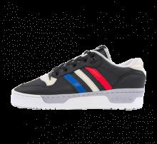 Adidas Rivalry Low Core Black/Cloud White