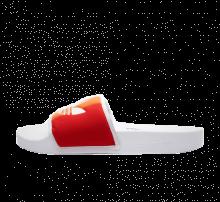 Adidas Adilette Pride Footwear White/Orange-Red