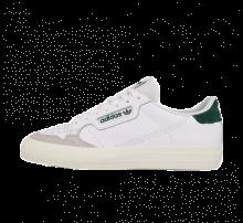 Adidas Continental Vulc Cloud White/Collegiate Green