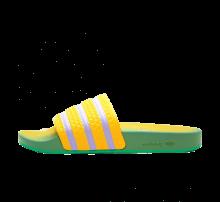 Adidas x Arizona Iced Tea Adilette Yellow/Light Purple-Green