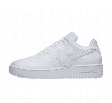 Nike Air Force 1 Ultra Flyknit Low White