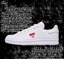 Adidas Women's Stan Smith White/Red