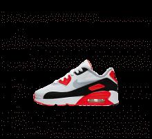 Nike Air Max 90 Ultra 2.0 (ps) White/Wolf Grey-Bright Crimson-Black
