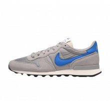 Nike Internationalist Matte Silver/Blue Spark-Sail-Black