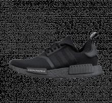 Adidas NMD R1 Primeknit Triple Black
