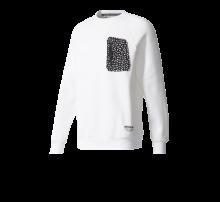 Adidas NMD LG Crewneck White