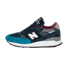 New Balance Made in the USA M998TCA Navy/Blue
