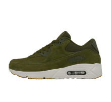 Nike Air Max 90 Ultra 2.0 Leather Olive Canvas/Light Bone