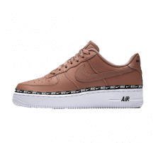 Nike Women's Air Force 1 '07 Premium Desert Dust/Black