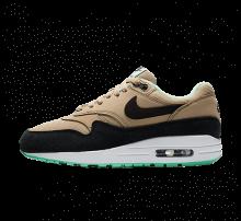 Nike Women's Air Max 1 Desert/Black-Green Glow