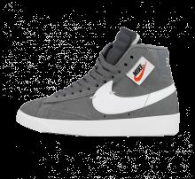 Nike Women's Blazer Mid Rebel Cool Grey/Summit White-Dark Grey