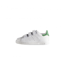 Adidas Stan Smith CF Infant - Footwear White / Green