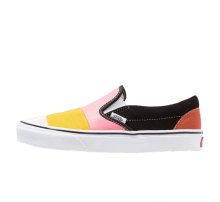 Vans Classic Slip-On Patchwork Multi/True White