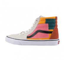 Vans Sk8-Hi Patchwork Multi/True White