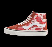 Vans Sk8-Hi DX Anaheim Factory Camo/Red