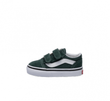 Vans Old Skool V Trekking Green/True White
