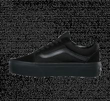 Vans Old Skool Platform Suede BlackBlack ab 74,50