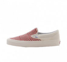 Vans Classic Slip-On 9 Anaheim Factory OG Red