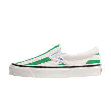 Vans Classic Slip-On 9 Anaheim Factory OG White/Green