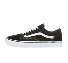 Vans Comfycush Old Skool Black/True White