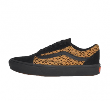 Vans Comfycush Old Skool Tiny Cheetah Black