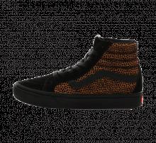 Vans Sk8-Hi Comfycush Tiny Cheetah Black