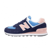 New Balance WL574WND Navy/Pink