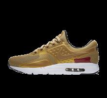 Nike Air Max Zero QS Metallic Gold/Varsity Red-White