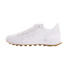 save off 2bf7f 416db Nike Womens Internationalist WhiteWhite-Gum Light Brown