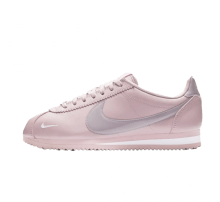 Nike Women's Classic Cortez Premium Plum Chalk/White