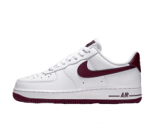 Nike Women's Air Force 1 '07 White/Bordeaux