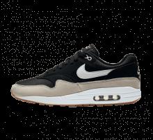 Nike Air Max 1 Black/White-Light Bone