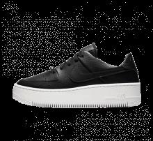 Nike Women's Air Force 1 Sage Low Black/Black-White