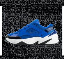 Nike Women's M2K Tekno Racer Blue/Regency Purple-Phantom