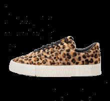 Adidas Women's Sambarose Leopard/White