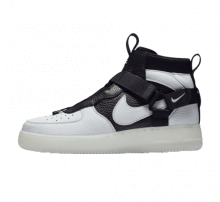 brand new 3c0d8 e09b0 Nike Air Force 1 Utility Mid Off WhiteBlack-White