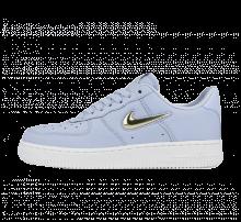 Nike Women's Air Force 1 '07 Premium LX Royal Tint/Metallic Gold Star