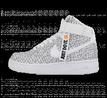 Nike Women's Air Force 1 Hi LX White/Black